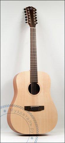 Гитара акустическая Dowina Puella DE-12S