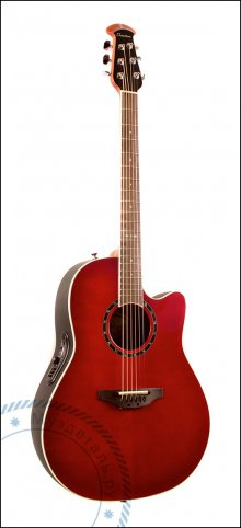 Гитара акустическая OVATION 2771AX-CCB Standard Balladeer Deep Contour Cutaway