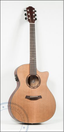 Гитара акустическая Baton Rouge AR21 GACE