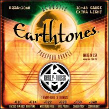 Струны KERLY KQXA-1048 Earthtones