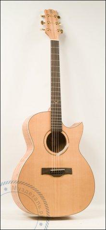 Гитара акустическая Baton Rouge AC-AF