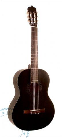 Гитара классическая LaMancha Rubinito Negro CM