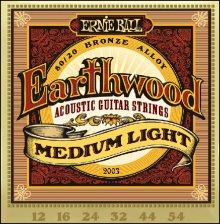 Струны Ernie Ball BRONZE ACOUSTIC 2003