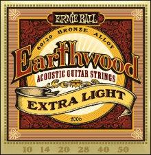 Струны Ernie Ball BRONZE ACOUSTIC 2006