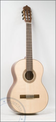 Гитара классическая LaMancha Rubi S