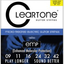 Струны Cleartone Electric 9409