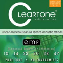 Струны Cleartone Acoustic 7410
