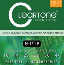 Струны Cleartone Acoustic 7410