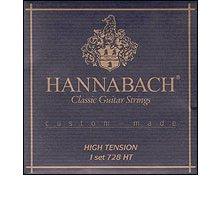 Струны Hannabach Custom-made 728 HT
