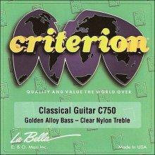 Струны LaBella Criterion C750