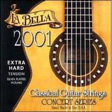 Струны LaBella 2001 Extra Hard