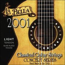 Струны LaBella 2001 Light