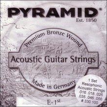 Струны Pyramid Resophonic Acoustic 330 100