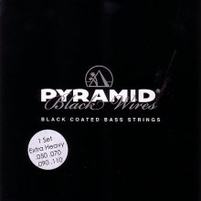 Струны Pyramid Black Wires Bass C822