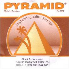 Струны Pyramid Black Tape Nylon Electric 313100