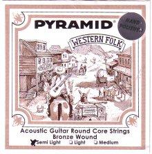 Струны Pyramid Western Folk Polished PR326 100