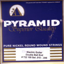 Струны Pyramid El-guitar Double Ball  722100