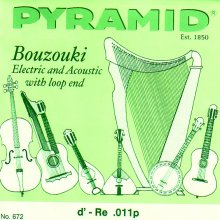 Струны Pyramid Greek Buzukil  672/8