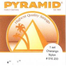Струны Pyramid Charango nylon  516200