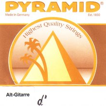 Струны Pyramid Altgitarre Nylon 472