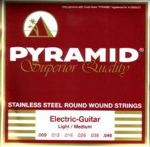 Струны Pyramid El-guitar Stainless 425/426