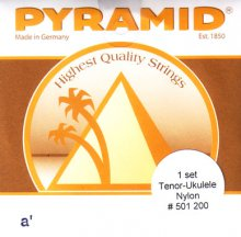 Струны Pyramid Ukulele Tenor Nylon 501 200