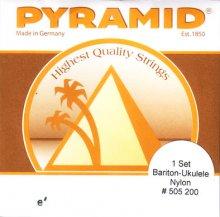 Струны Pyramid Ukulele Bariton Nylon 505 200