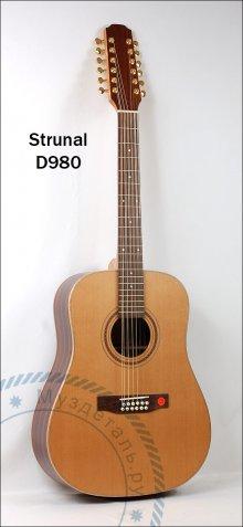 Гитара акустическая Strunal D980