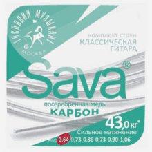 Струны Господин Музыкант Sava Carbon CU