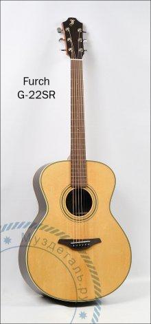Гитара акустическая Furch G-22SR 48