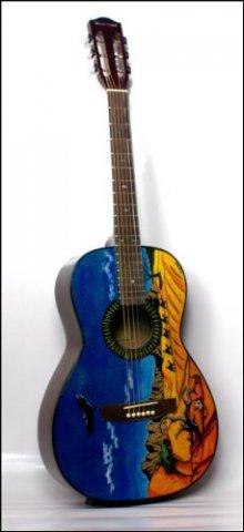 Гитара акустическая Martinez 705 S арт