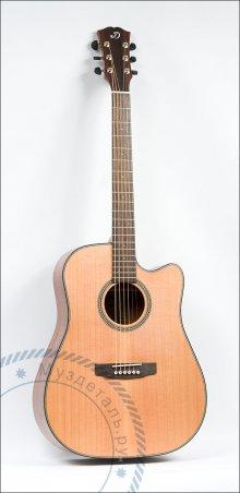 Гитара акустическая Dowina Rustica DC