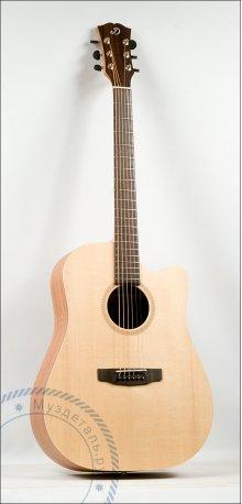 Гитара акустическая Dowina Puella DC