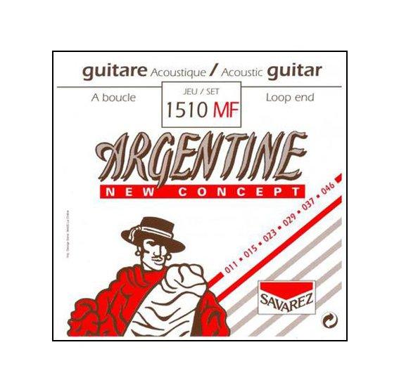 Струны Savarez Argentine 1510 MF