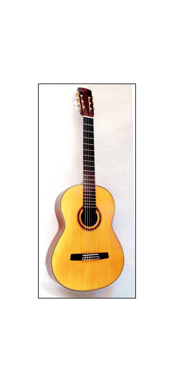 Гитара классическая мастера Шишкина 15