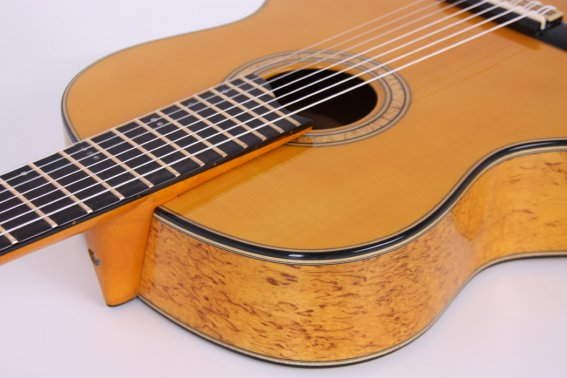 Гитара семиструнная мастера Шишкина