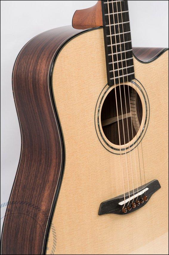 Гитара акустическая Furch Yellow Dc-SR