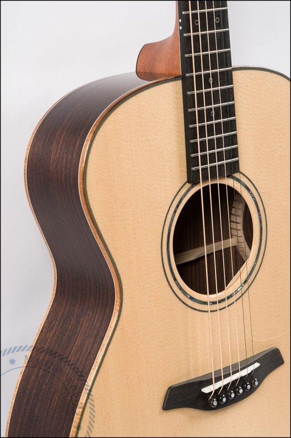 Гитара акустическая Furch Yellow Plus OM-SR SS