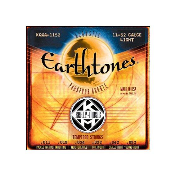 Струны KERLY KQXA-1152 Earthtones