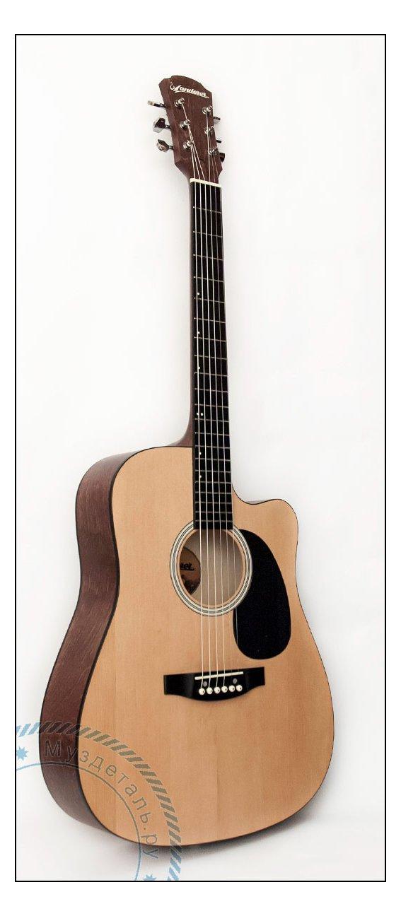 Гитара акустическая Wanderer DBC24-S