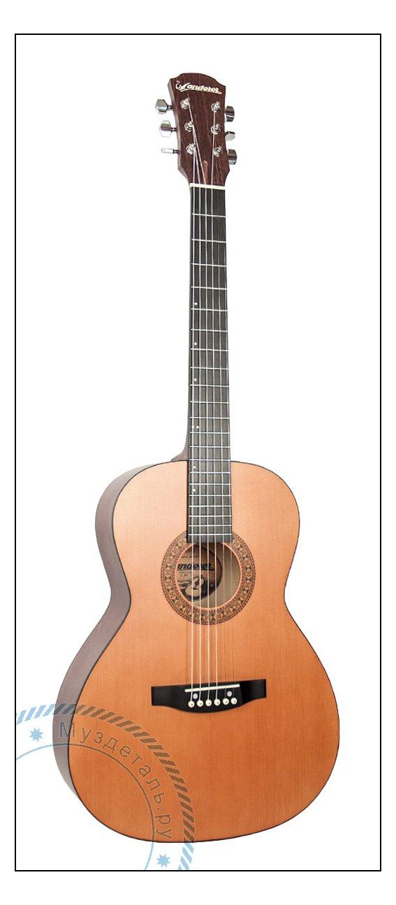 Гитара акустическая Wanderer LB24-S