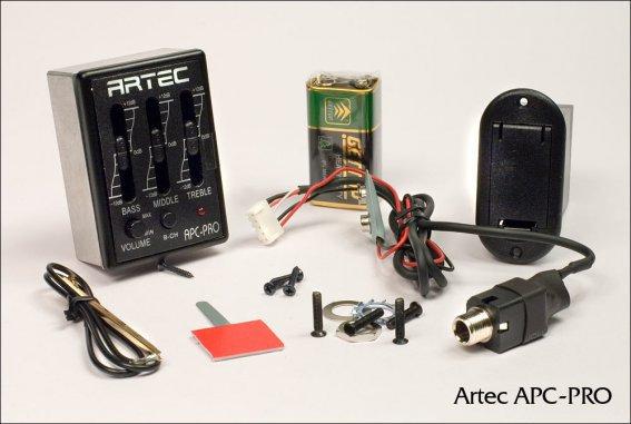 Темброблок Artec APC-PRO