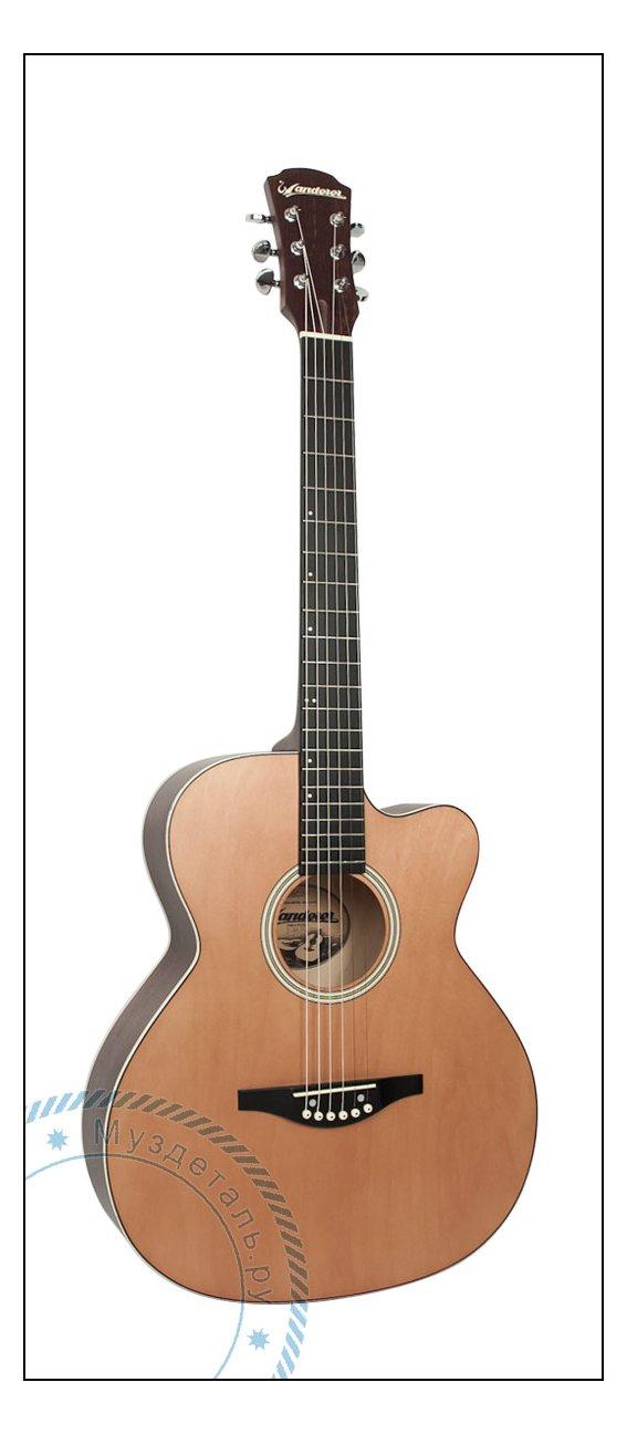Гитара акустическая Wanderer GBC24