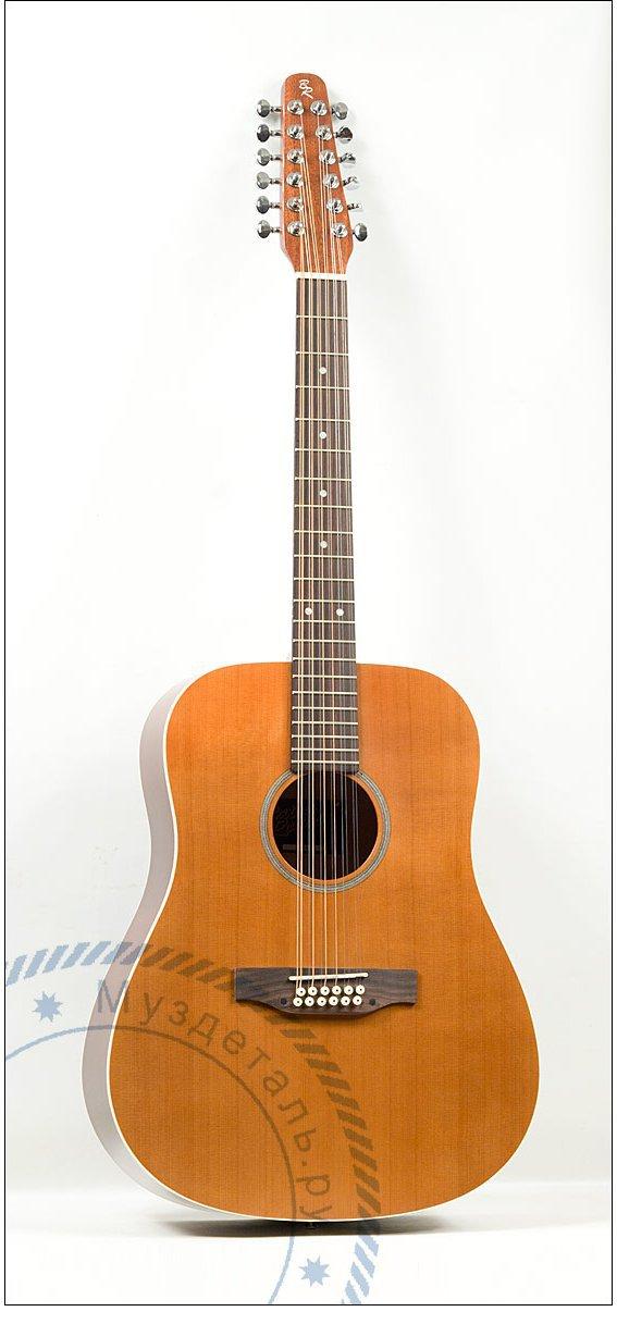 Гитара акустическая Baton Rouge L1LS-D12