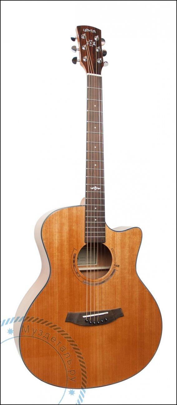 Гитара акустическая UMA K1M