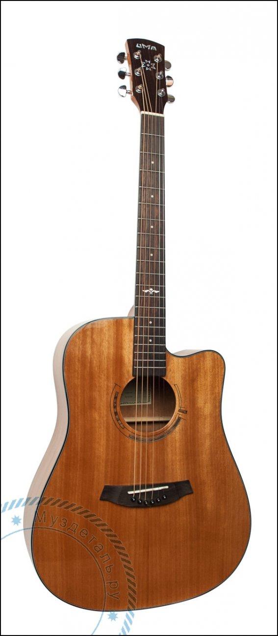 Гитара акустическая UMA K1M-D