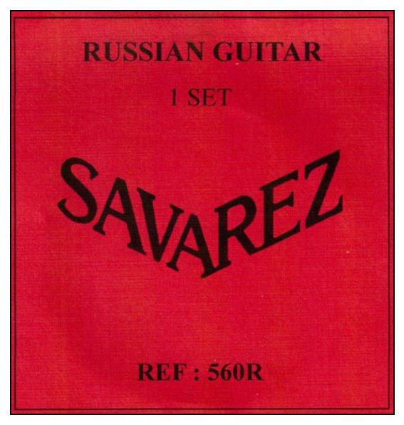 Струны Savarez 560R