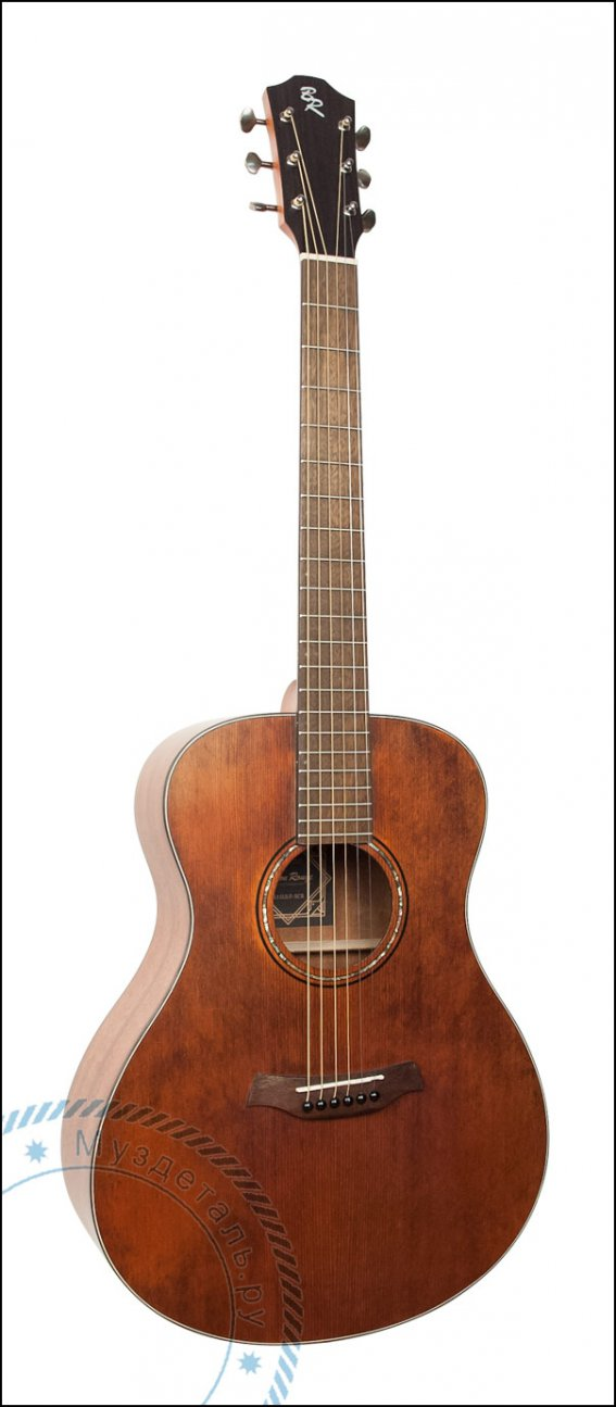 Гитара акустическая Baton Rouge F