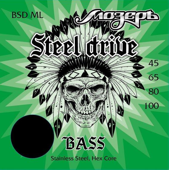 Струны Mozer Steel Drive BSD ML