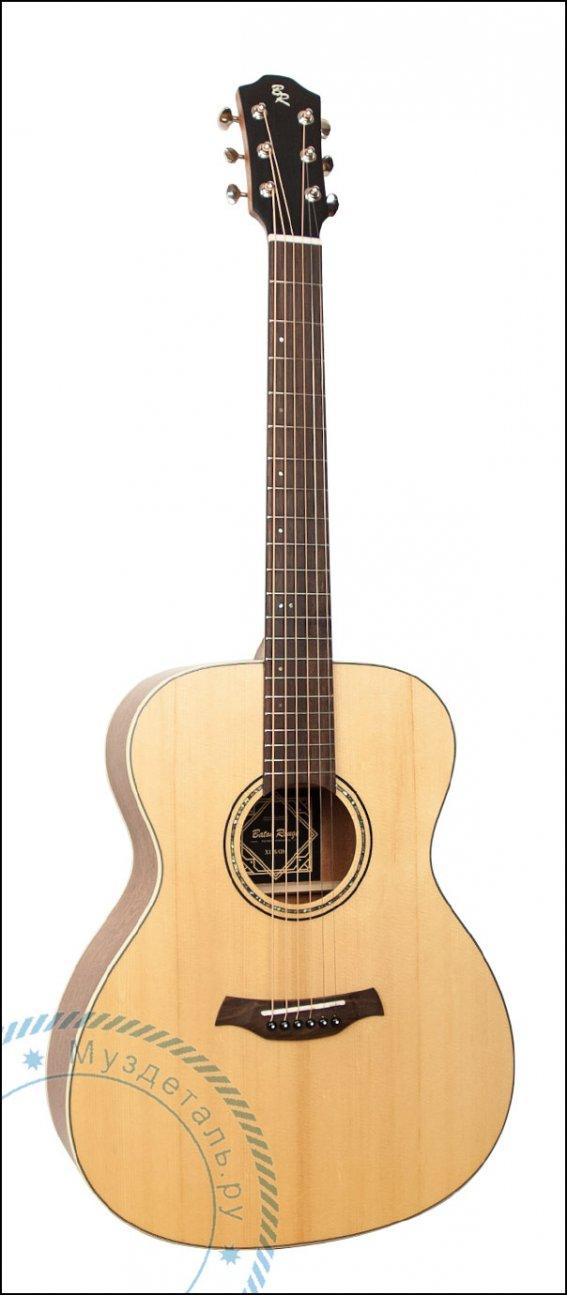 Гитара акустическая Baton Rouge OM